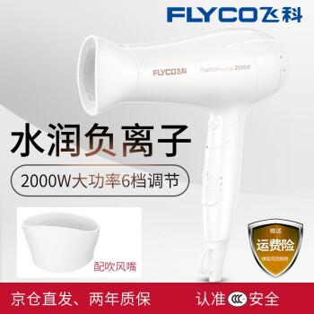 飛科(FLYCO)ドライヤFH 6232家庭用大電力ドライヤー学生2000 W FH 6232