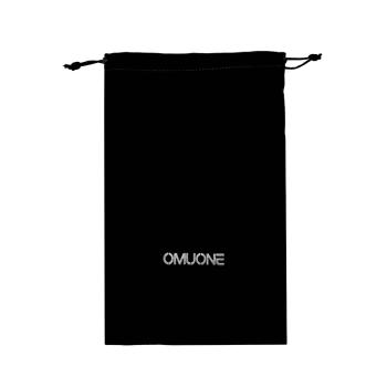 OMUONE OMUniの精巧で美しい绒布の袋(赠り物は単に発をたたきません)の绒布の袋+LOGO