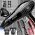 【ヘアサロンパワー】ドライヤー家庭用パワー冷熱風交替男女生ドラヤ筒寮ブルーレイマイナー髪保護サロン専用ドライヤホームで買うと3つのサービスがあります。